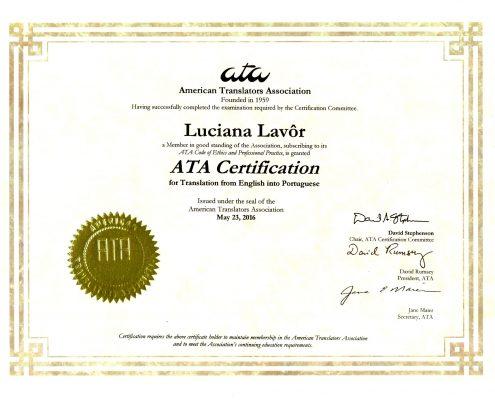 Luciana Lavôr – Follow-Up Translation Services – translation ...