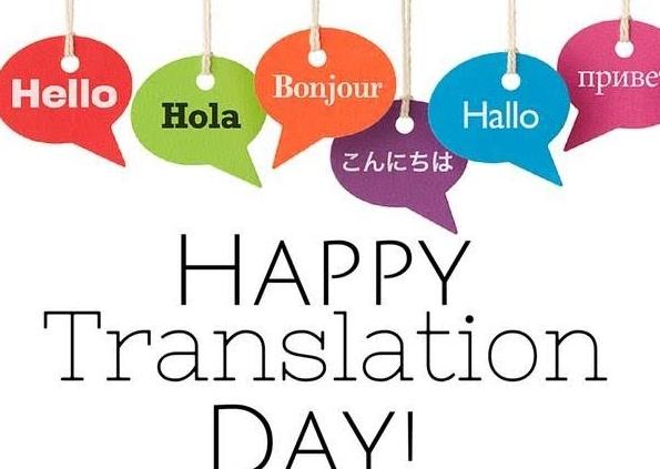 happy translation day